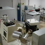 Mass spectrometer laboratory. Photo: M. Joachimski